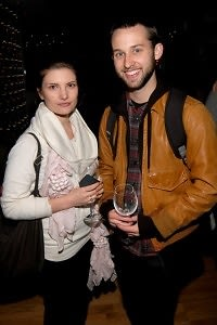 Amanda Miller, Nicholas Crummey