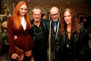 Lily Cole, Terry Gilliam, Michael Stipe, Patti Smith