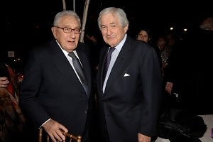 Dr. Henry Kissinger, James Wolfensohn