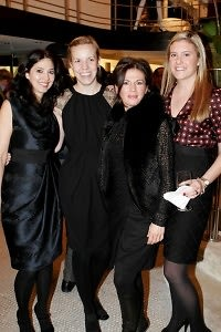 Carmen Darie, Christy Holzthum, Gail Julian, Meghan Brophy