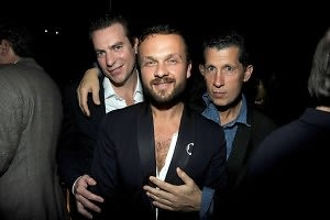 David Maupin, Frederic Dechnik, Stefano Tonchi