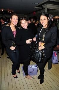 Carla Nikitaidis, Elizabeth Bauer, Erin Swift