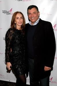 Christina Juarez, Rick Garafalo