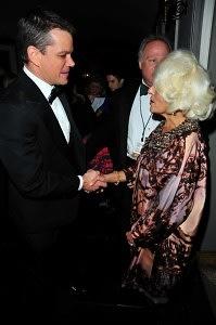 Matt Damon, Rochelle Slovin
