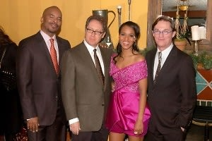 David Alan Grier, James Spader, Kerry Washington, Richard Thomas