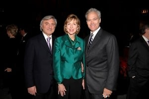Julian Niccolini, Jane Pelley, Scott Pelley