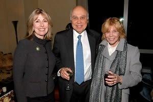 Regina Gil, Joe Gil, Judith Abrams