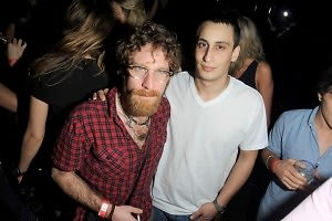 Dustin Yellin, Alex Dellal