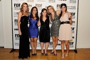 Alyssa Godhealth, Dana Ashoory, Robyn Polansky, Lori Kolin, Rebecca Alvandi