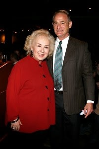 Doris Roberts, Robby Browne