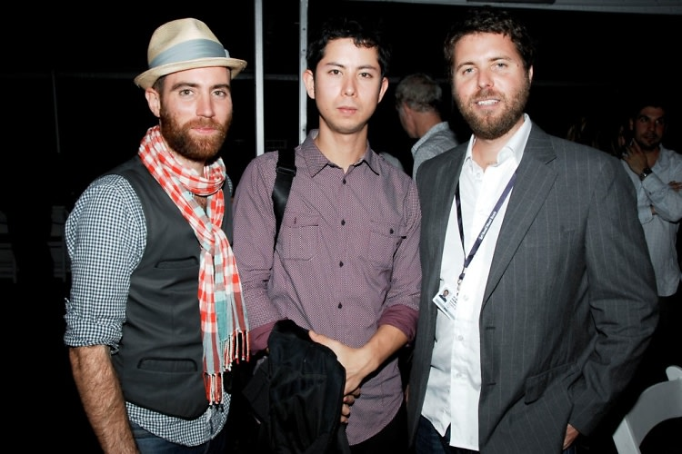 Adam Lesser, John Gauld, Casey Kelbaugh