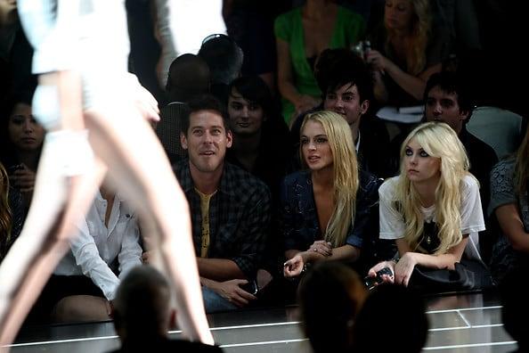 Lindsay Lohan, Taylor Momsen