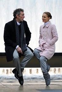 Vincent Cassel, Natalie Portman