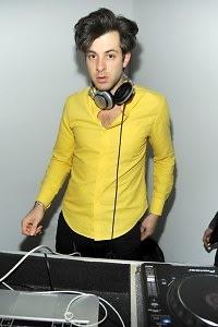 DJ Mark Ronson