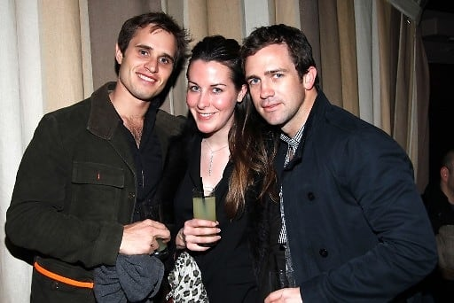 James Kibble, Emma Fleming, Deco Sherman
