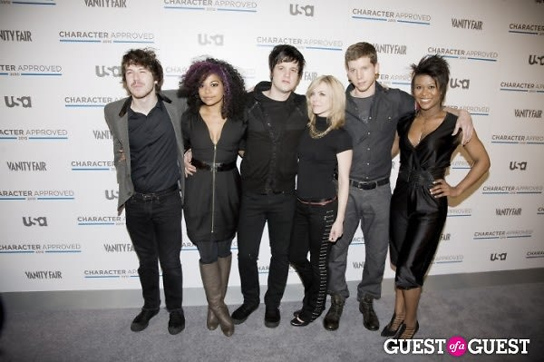 John Gallagher Jr, Rebecca Naomi John, Michael Esper, Mary Faber, Stark Sands, Christina Sajous
