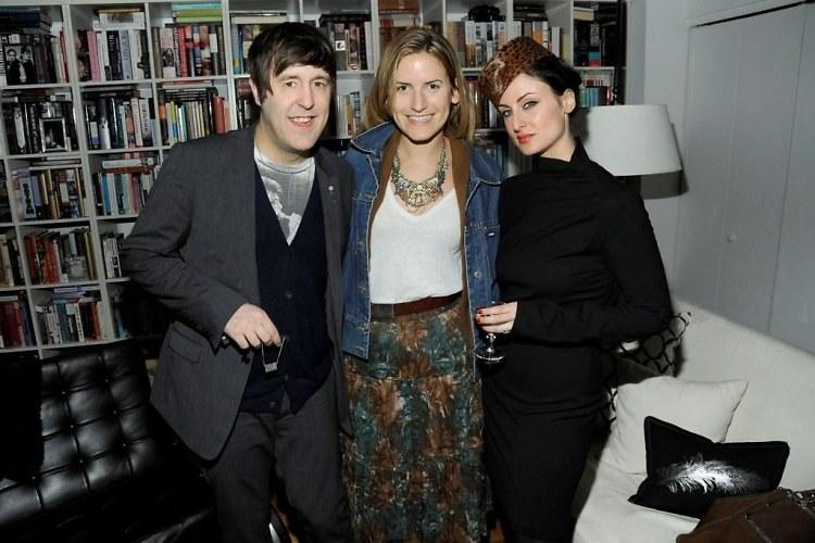 Andrew Bevan, Elisa Lipsky-Karasz, Lesley Blume