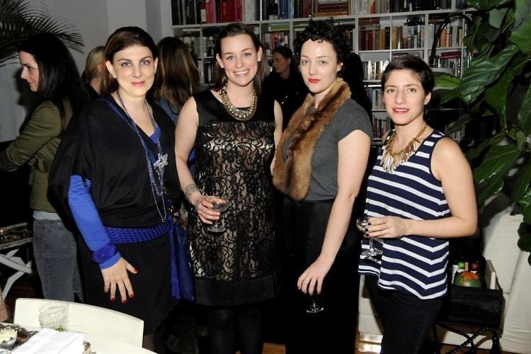 Valeria McCulloch, Jennifer Lynn Pelka, Glynnis MacNicol, Anya Strzemien