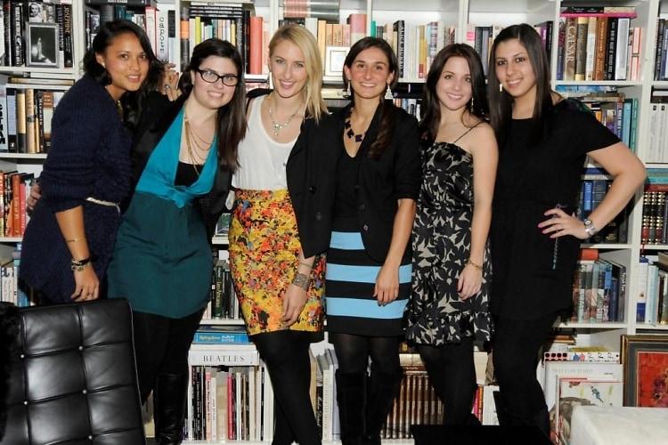 Claire Dennig, Sarah St. Lifer, Lisa Salzer, Sandra Merrill, Holly Clarke, Alaina Gul