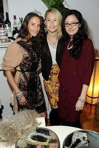 Dalia Oberlander, Lisa Salzer, Julia Erdman
