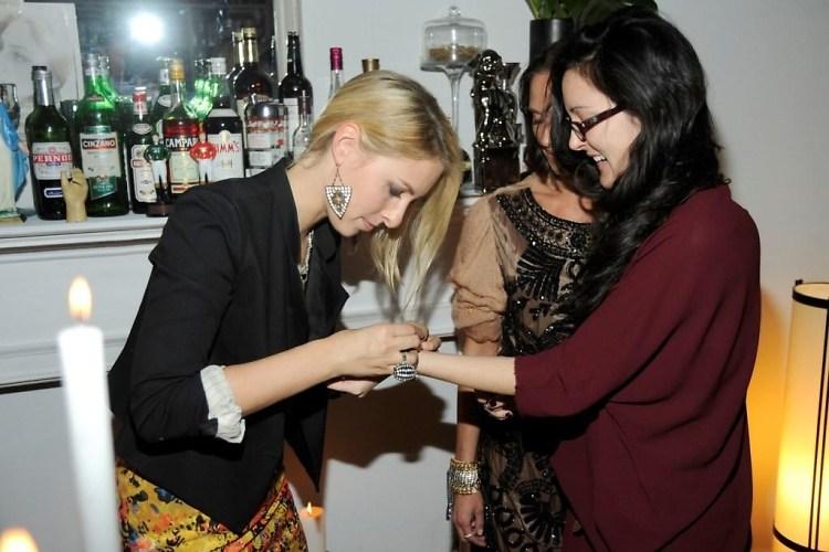 Lisa Salzer, Dalia Oberlander, Julia Erdman
