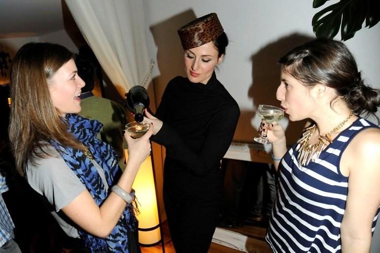 Kate Maxwell, Lesley Blume, Anya Strzemien