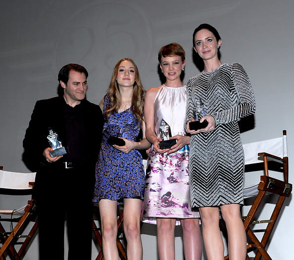 Michael Stuhlberg,Saoirse Ronan,Carey Mulligan, Emily Blunt