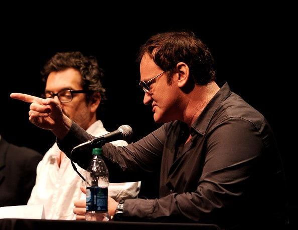 todd phillips and quentin tarantino