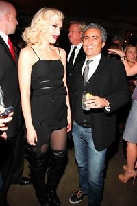 Gwen Stefani, Steve Russo