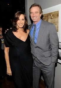 Donna Karan, Robert Kennedy Jr.