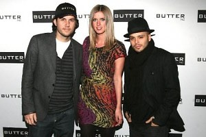 Scott Sartiano, Nicky Hilton, Richie Akiva