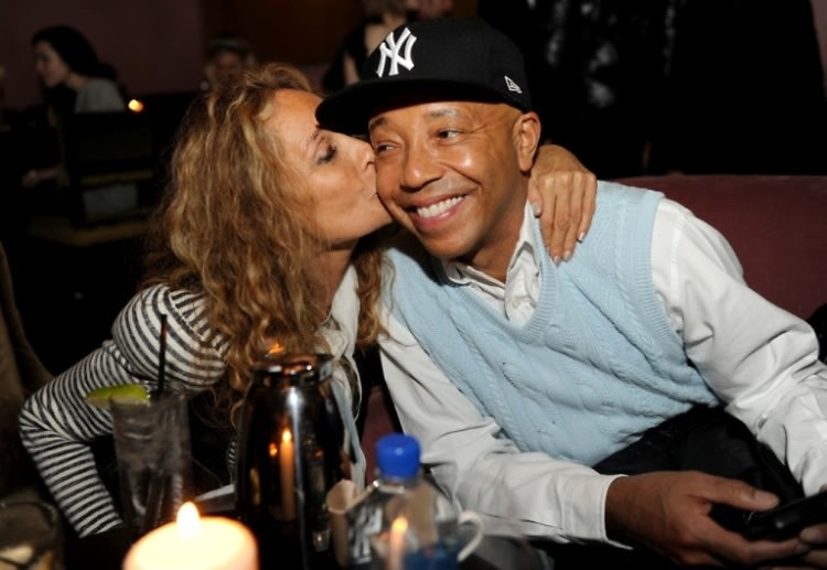 Ann Dexter Jones, Russell Simmons