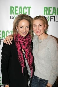 Coralie Charriol Paul, Kelly Rutherford