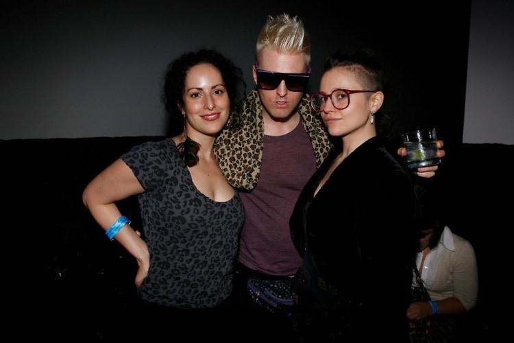 Nicole Casanova, Cody Ross, Britt Ross