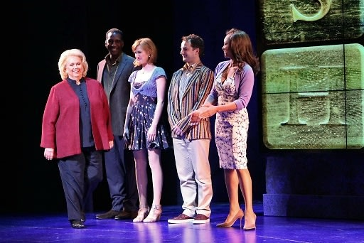 Barbara Cook, Norm Lewis, Erin Mackey, Euan Morton, Vanessa Williams