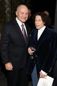 Ray Kelly, Fran Lebowitz