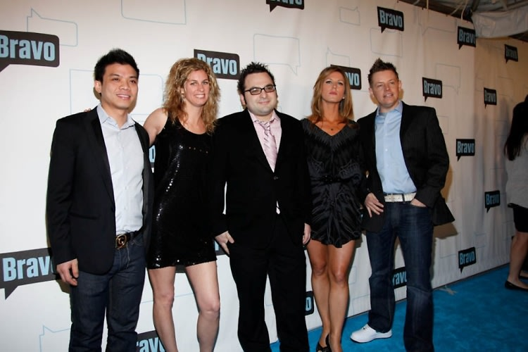 Hung Huynh, Casey Thompson, Eli Kirshtein, Jennifer Carroll, Richard Blais