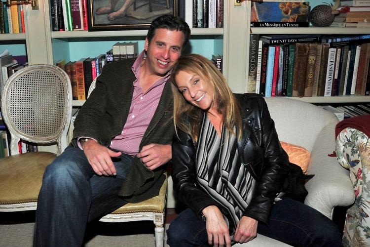Glenn Hinderstein, Diana Nathanson