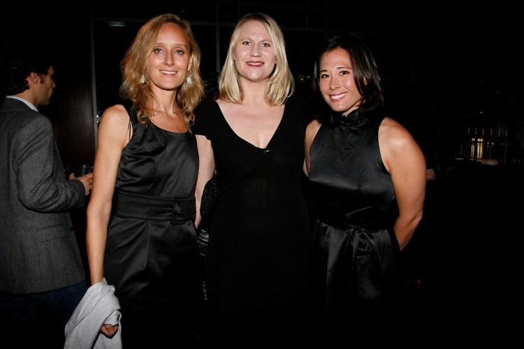 Laurel Hutchinson, Meredith Elliott, Mary Joe Ziesel