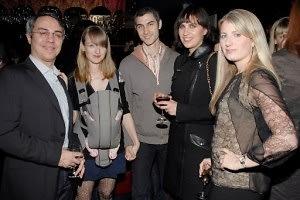 Stefan Pepe, Rachael Greene, Alexis Maybank
