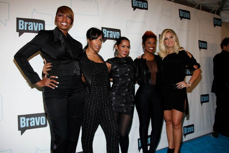 NeNe Leakes, Sheree Whitfield, Lisa Wu HArwell, Kandi Burruss, Kim Zolciak