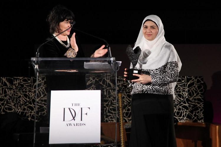 Christiane Amanpour, Sadiqa Basiri Saleem