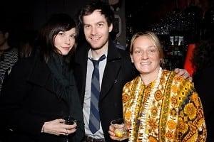 Jill Flint, Drew Conrad, Katherine Bernhardt