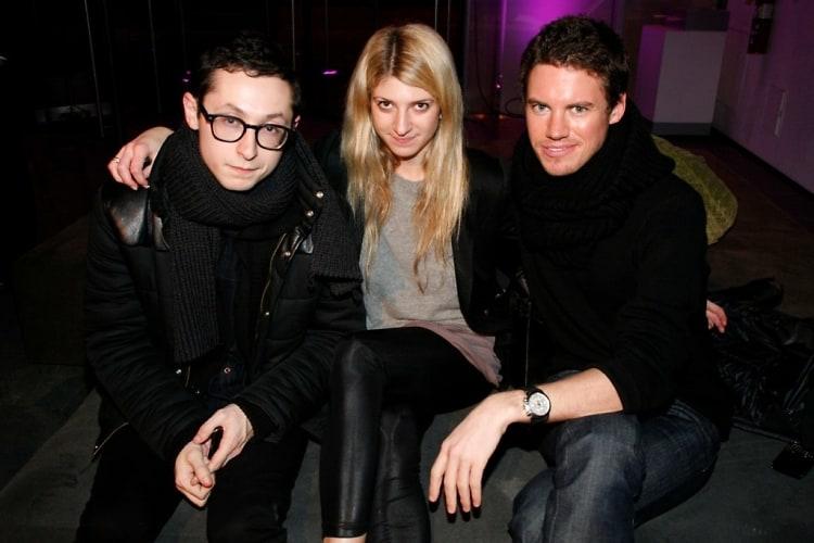 Alex Gartenfeld, Sarah Hoover, Christopher Wolf
