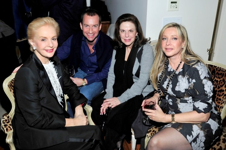 Carolina Herrera, Alex Hitz, Wendy Goldberg, Lauren King