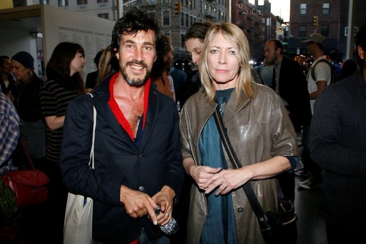 Mark Borthwick, Kim Gordon