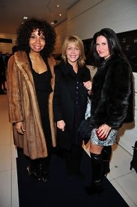 Junes Haynes, Wendy Frank, Jemilah Afshar