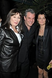 Anjelica Huston, Danny Huston, Lyne Renee
