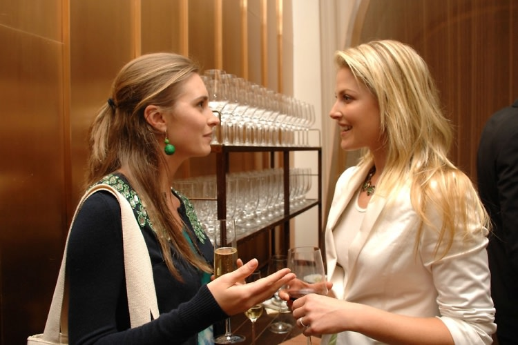 Lauren Bush, Ali Larter