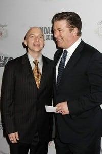 Michael Cerveris, Alec Baldwin